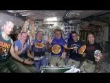 Как готовят пиццу в космосе?