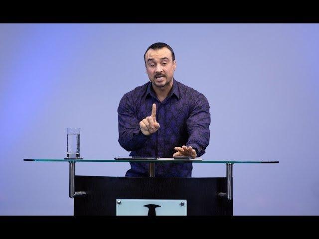 Пастор Андрей Шаповалов Движение из идентификации сынов Бога Portland
