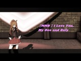 【MMD + Motion DL】I Love You, My One and Only