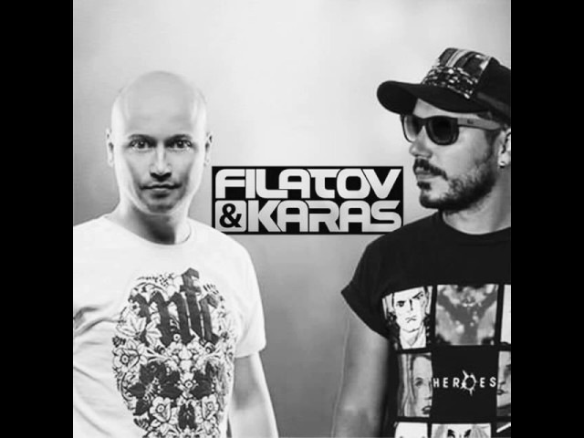 Filatov-Karas mix AST TV clasic dance mix 2017