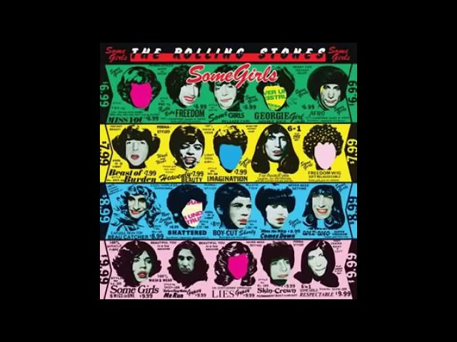 Rolling Stones - Some Girls (Full Album)