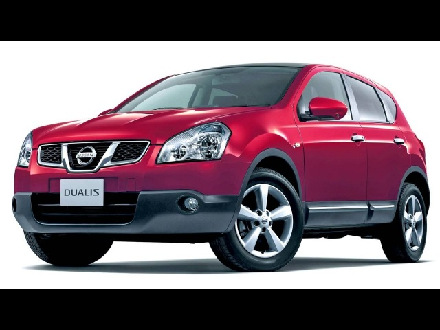 Nissan Dualis J10 '2010–03 2014