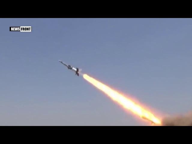 Впечатляет. А она еще и летает? Стрельбы украинского ЗРК С-125 Печора посмешили ...