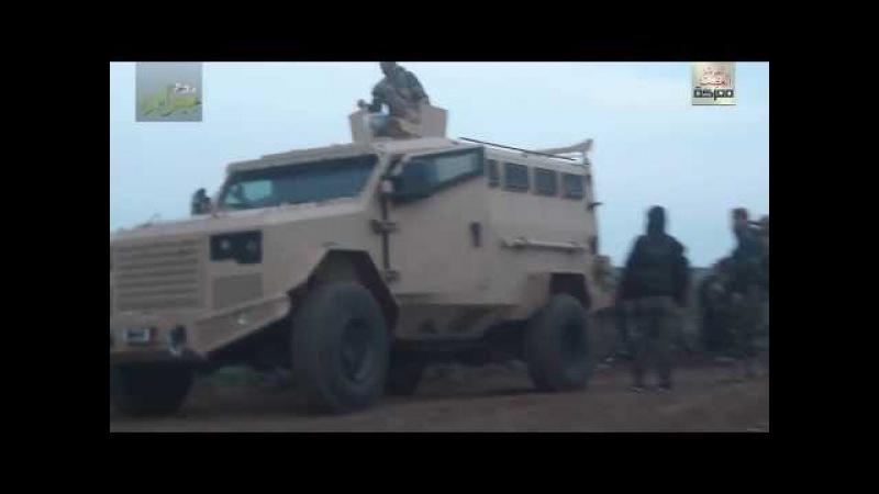 Банды начали мощное наступление, захватив 2 города в Хаме, но были выбиты САА и ВКС России