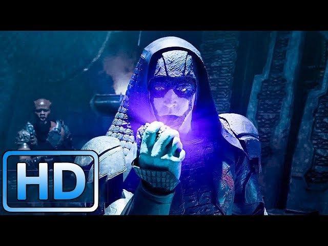 Ронан Обвинитель бросает вызов Таносу / Камень Бесконечности / Стражи Галактики (2014)
