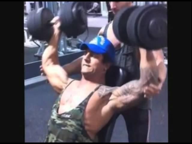 ZYZZ bodybuilding motivation Kraddy – Android Porn