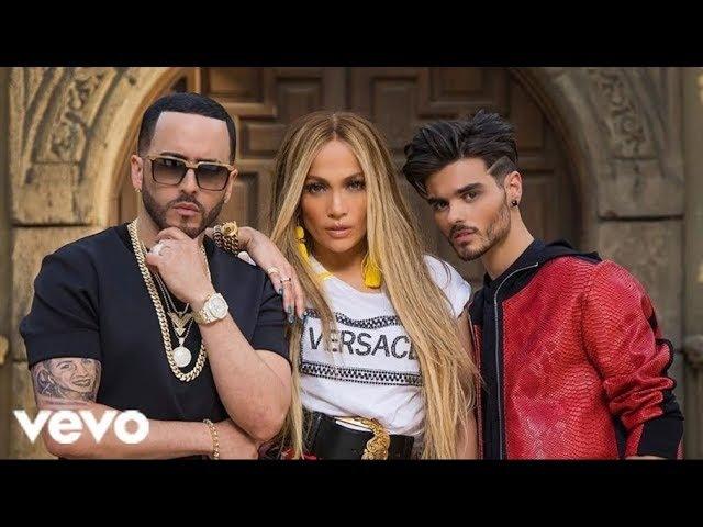 Abraham Mateo ft. Yandel Jennifer Lopez - Se Acabó El Amor (Letra / Lyrics)