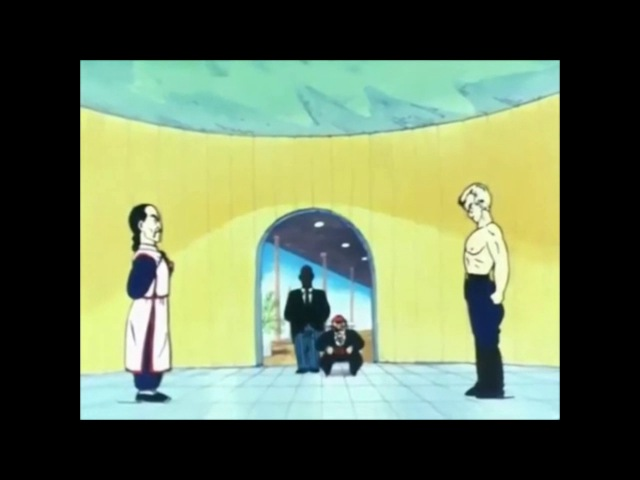 Tao Pai Pai Mata General Blue Com a Língua (Dragon Ball) -Dublado HD