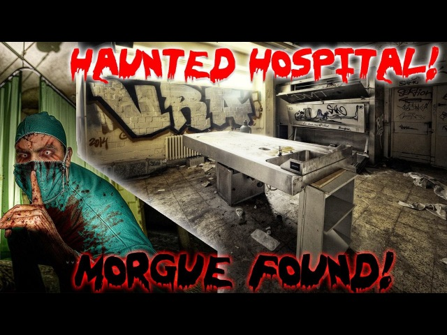 GONE WRONG ABANDONED HAUNTED HOSPITAL COPS CALLED! OVERNIGHT CHALLENGE!