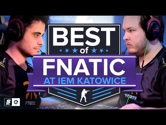 Best of Fnatic at IEM Katowice