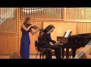 И.Ф. Стравинский Жига и дифирамб для скрипки и ф-но
