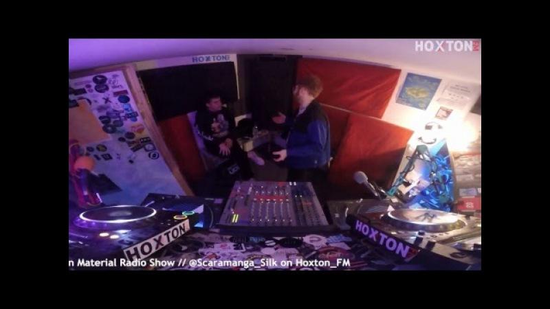 LIVE 11pm Faff Radio Kris Baha Fat Chris on Hoxton FM