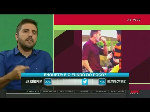 ESPN BATE BOLA DEBATE HD 190218 CURTA OS VÍDEOS SE INSCREVA NO CANAL