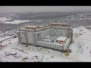 Строительство госпиталя «Мать и дитя» Самара Samara Russia