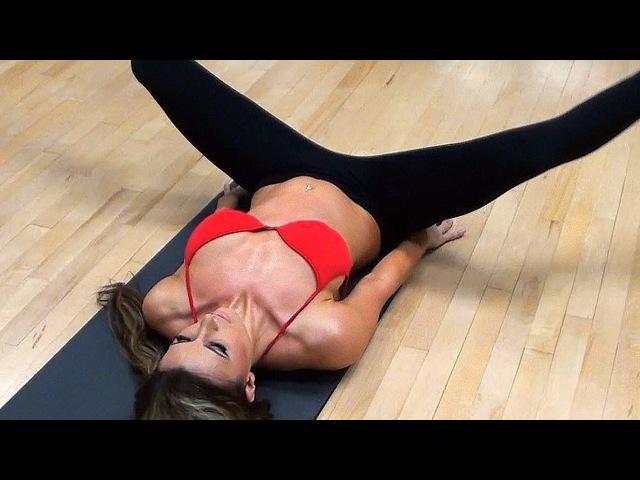 HOT Mom's Sexy Six Pack Abs Workout смотреть онлайн без регистрации