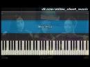 Kalafina - Moonfesta - Piano (Synthesia)