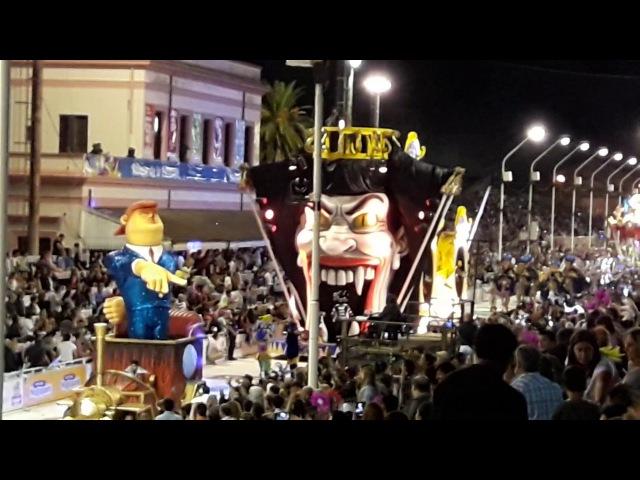 Papelitos 2018 1ra noche - Carnaval de Gualeguaychu 2018 6/1/2018 parte 1/7