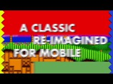 Sonic The Hedgehog 2, Re-Mastered for Mobile - Official Launch Trailer