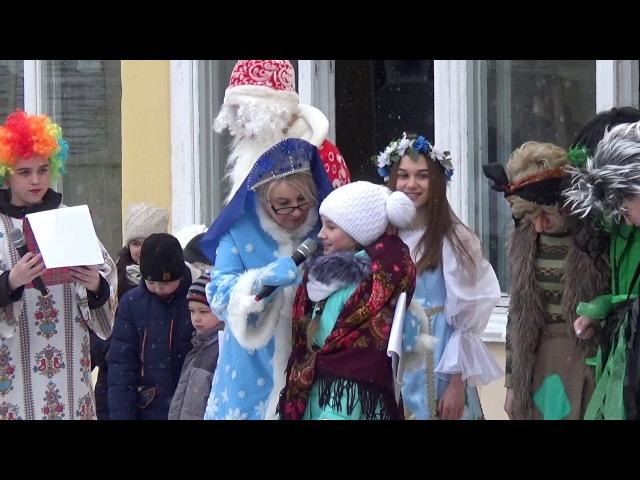 Унеча школа №3 Проводы Русской Зимы 2018