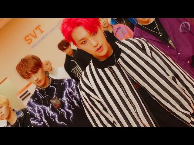 BTS (방탄소년단) SEVENTEEN (세븐틴) - CLAP(박수) x War Of Hormone ( MashUp ♪ )
