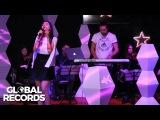 Vanotek feat. Eneli - Back to Me Live @ Virgin Radio Romania