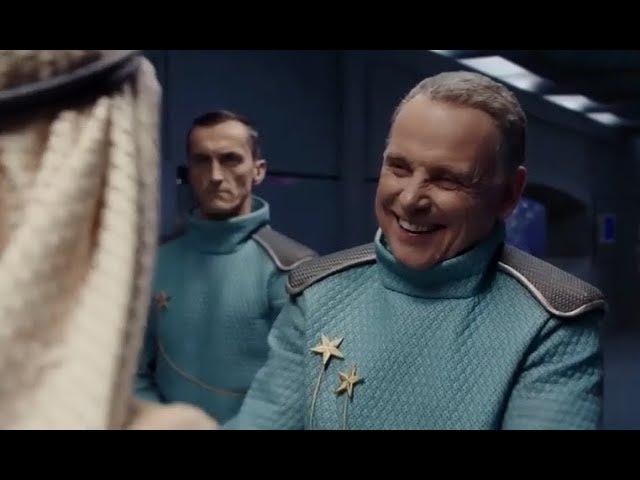 Valerian (2017): Incredible Opening Scene HD (Space Oddity - David bowie)