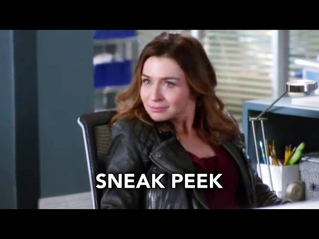 Grey's Anatomy 14x14 Sneak Peek Games People Play (HD) Season 14 Episode 14 Sneak Peek