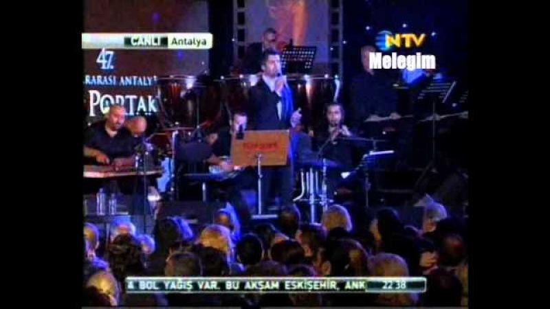Özcan Deniz-47.Altın Portakal Film Festivali-Beyaz Giyme..(14.10.2010)