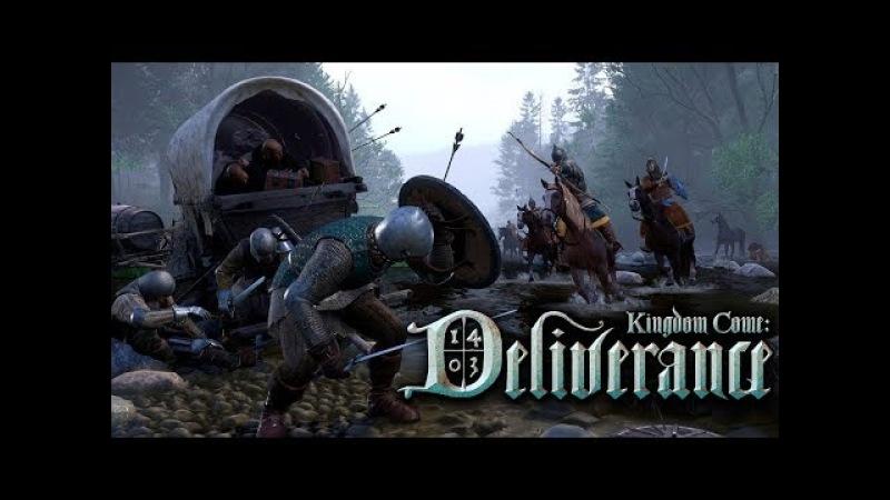 Kingdom Come: Deliverance | СТРИМ - Дознаватель Всея Богемии (2K)