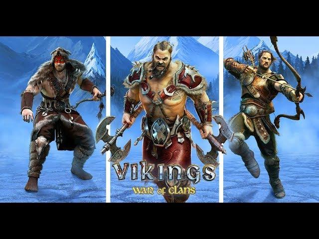 Vikings: War Of Clans - Как создать сет героя с нуля?!