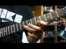 How To Play - Am I Evil By Metallica Guitar Lesson (Tabs)
