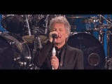 Bon Jovi - It's My Life You Give Love a Bad Name (iHeartRadio Music Awards 2018)