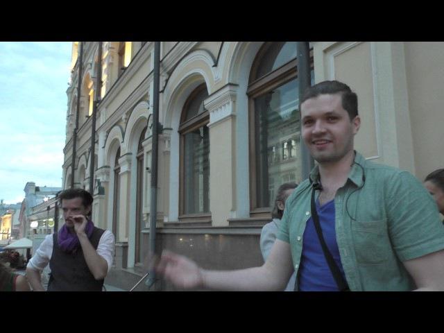 Джоти в Москве. Общение со зрителями.