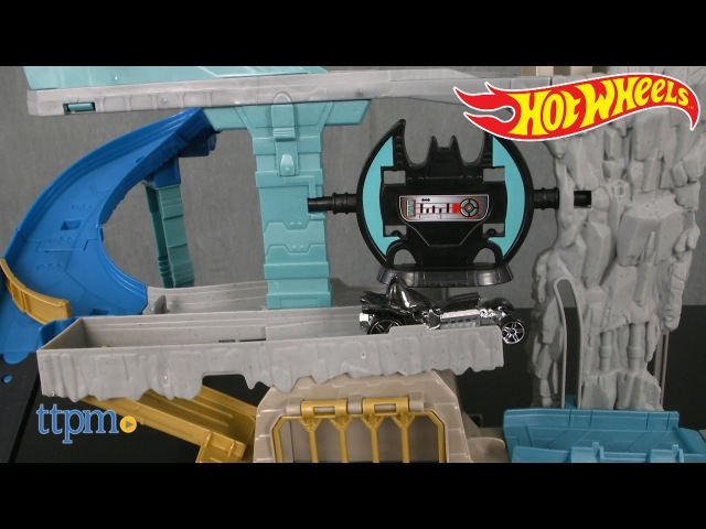 Hot Wheels DC Comics Batcave from Mattel