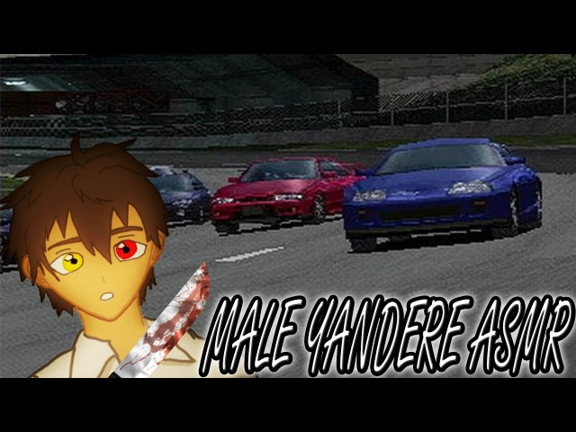 Male Yandere Roleplay ASMR [Obsession] [Kidnapping] (Gran Turismo 1 Gameplay)