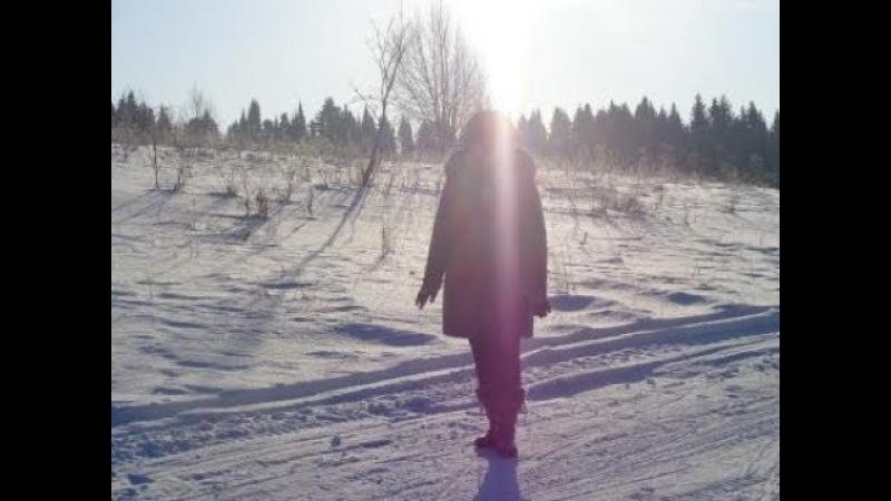 Зима - Автор музыка и исполнитель Алла Корабельникова
