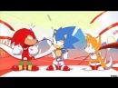 Sonic Mania Knuckles Лучший Финал за Knuckles №4