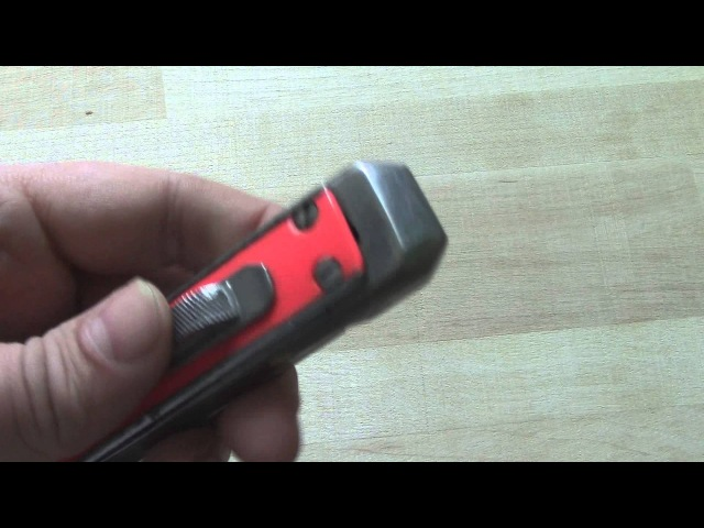 Неизвестный нож (Зекпром?)