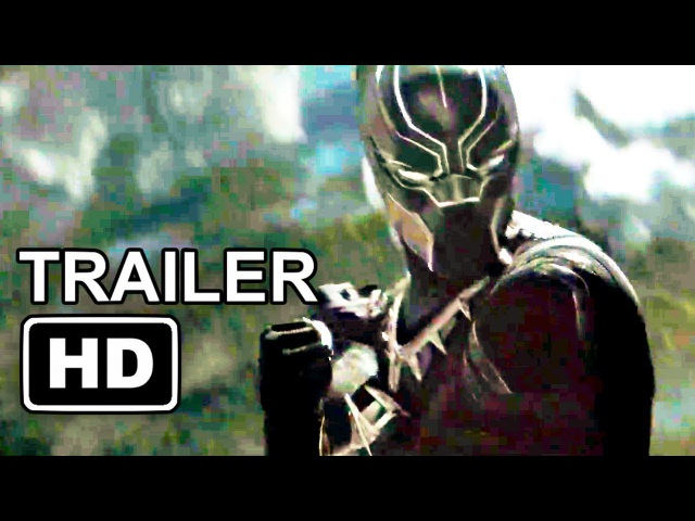 BLACK PANTHER Protector Of Wakanda Trailer (2018) Marvel Superhero Movie HD