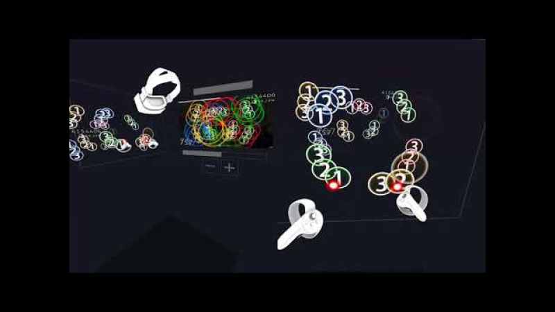 McOsu VR - Marisa wa Taihen [TAG4] EZ 1xMiss Choke 99.51%