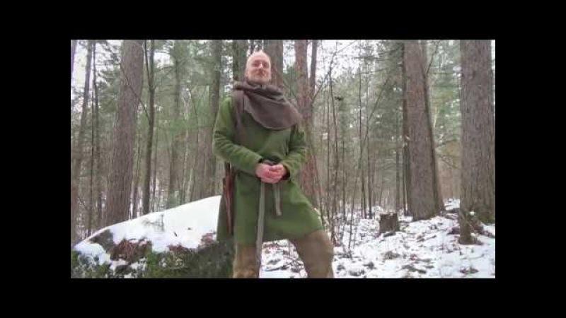 The Kjortel -- an ancient but super-functional garment