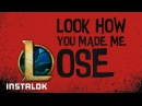 Instalok - Look How You Made Me Lose (Taylor Swift - Look What You Made Me Do PARODY)