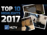 HLTV.org's Top 10 highlights of 2017