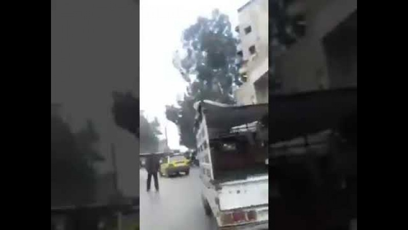 SYRIA:Y.P.G-J HAND OVER SOME DISTRICTS TO S.A.A ENTERS TO BUSTAN BASHA,SHEIKH KHADER,HAIDARIYAH