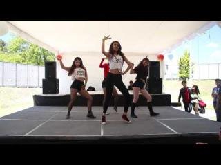 Black Pink - Intro/ BOOMBAYAH & HIGH4 20 - HOOKGA cover by OPTIMUM