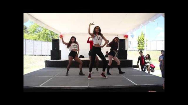 Black Pink - Intro/ BOOMBAYAH HIGH4 00 - HOOKGA cover by OPTIMUM