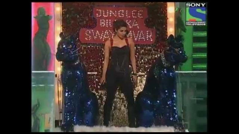 Priyanka chopra's performance at 57th filmfare awards