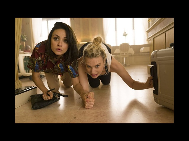 The Spy Who Dumped Me (2018) Teaser-Trailer HD