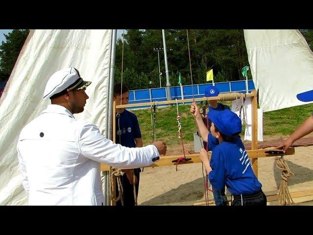 131 Основы парусного дела на фестивале Корабелы Прионежья
