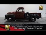 1950 Chevrolet 3100 #143 Gateway Classic Cars